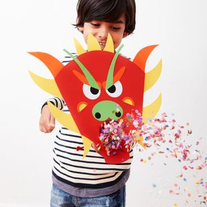 Chinese New Year Paper Craft