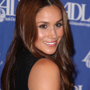 Meghan Markle Long Brown Hair