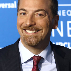 Chuck Todd Closeup Smile