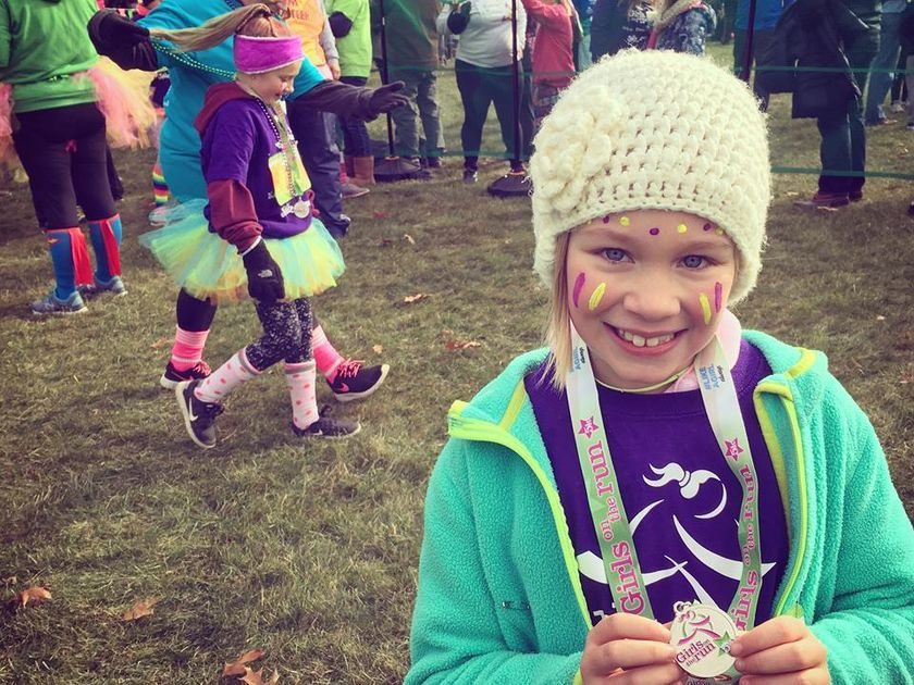 Erinne Magee Daughter Lexi 5K