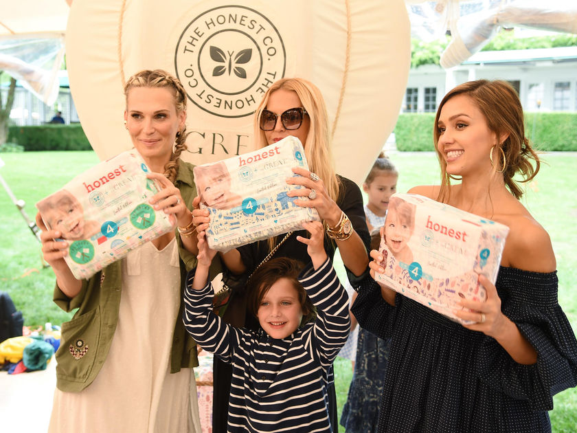 Honest Company and GREAT diapers