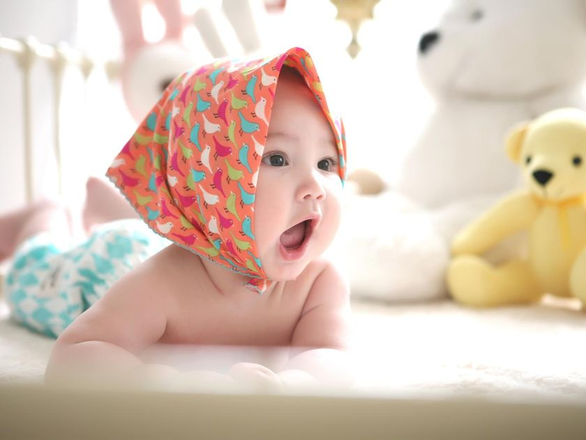 benefits of tummy time for baby