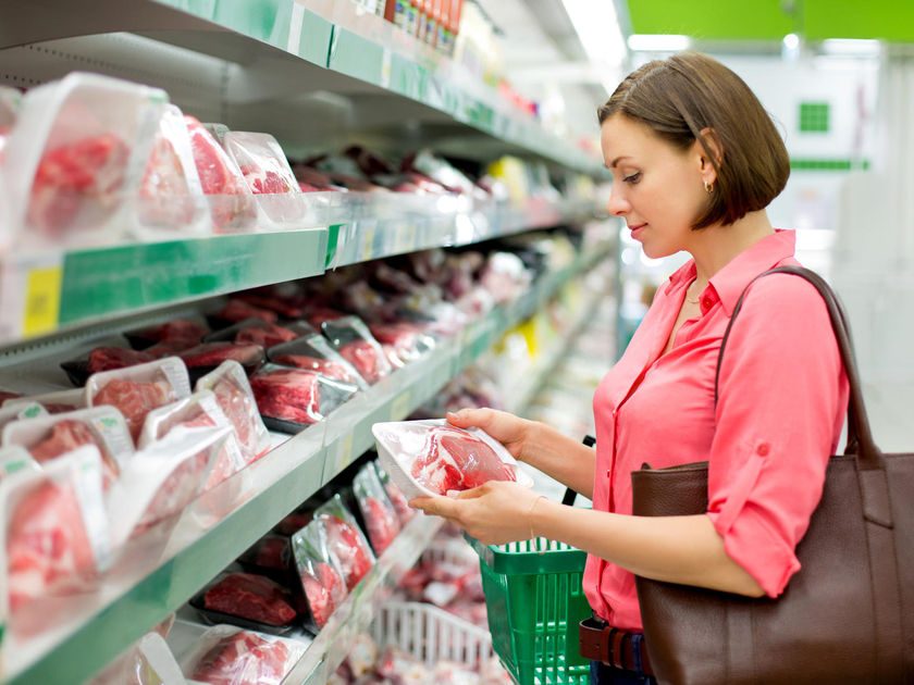 decoding labels on meat and poultry packaging