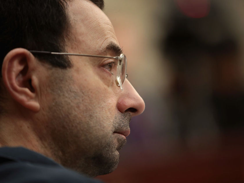 Larry Nassar Sentencing January 2018
