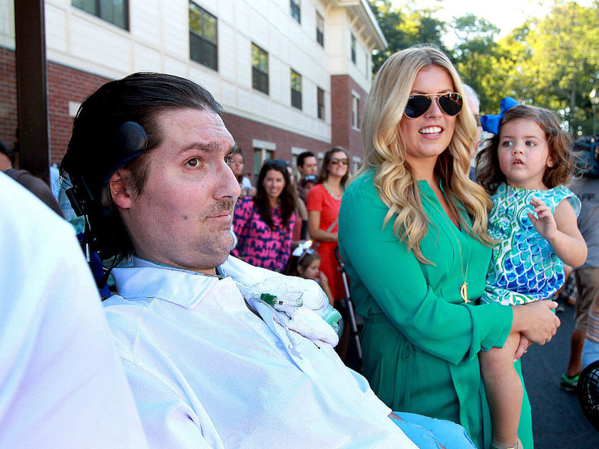 Pete Frates Family