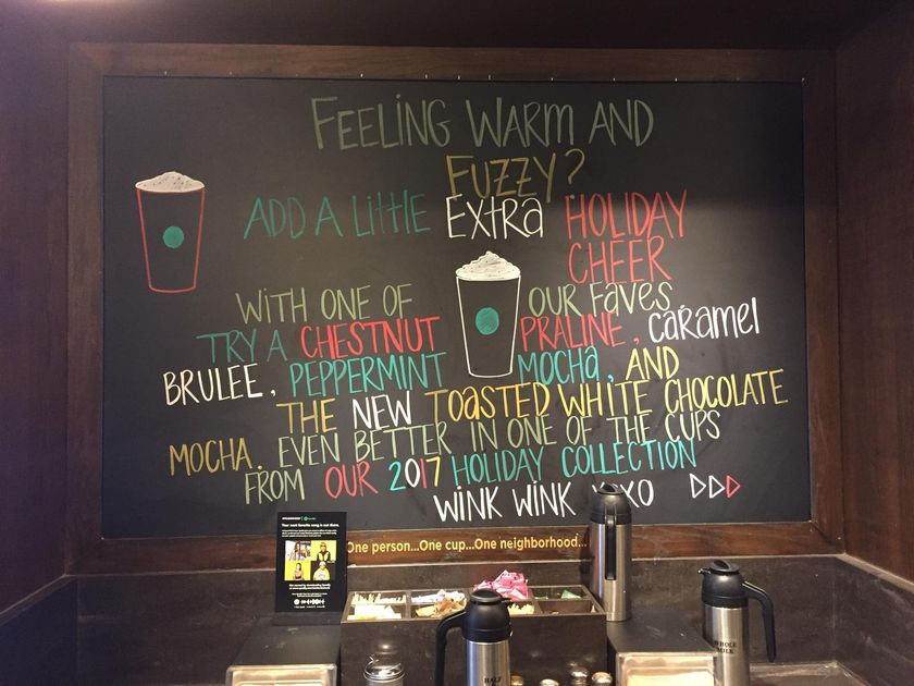 Starbucks Kicks Off The Holidays With Limited-Time-Only Toasted White Chocolate Mocha