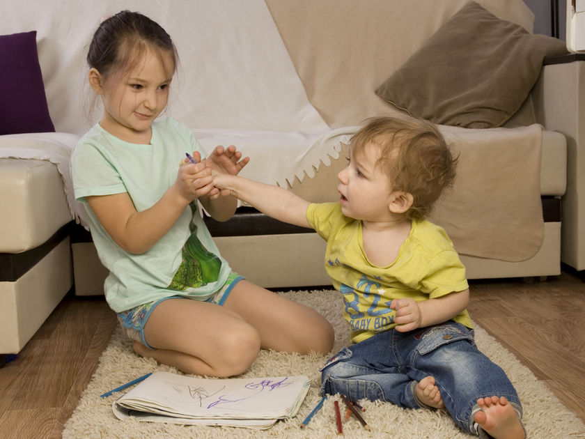 Science Says Second-Born Kids Are Most Likely to Behave ...