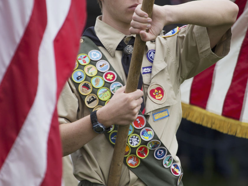 Boy Scouts Welcome Girls