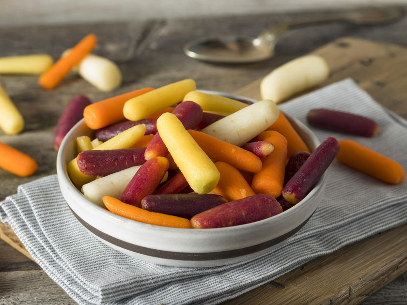 Rainbow Baby Carrots Truth About Baby Carrots