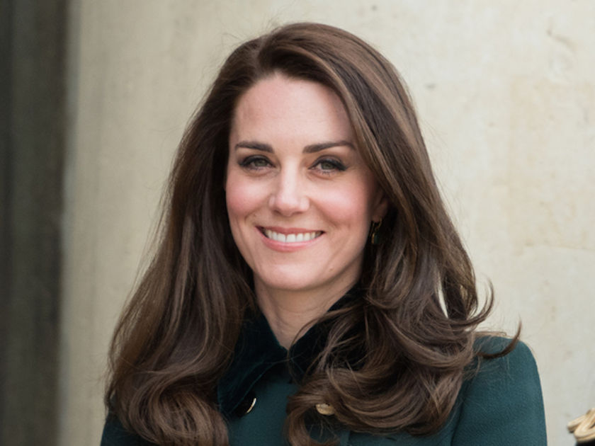 Kate Middleton March2017