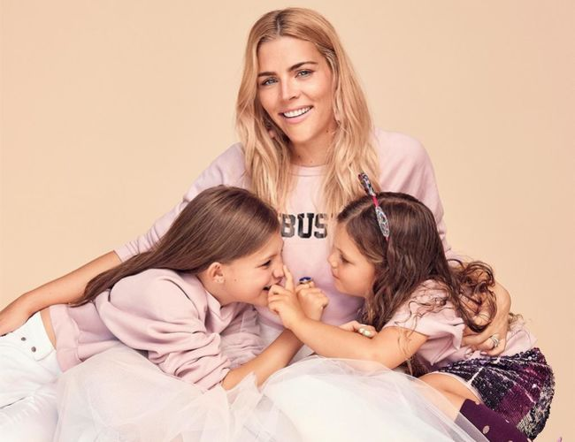 Busy Philipps and Daughters Birdie and Cricket