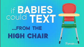 If Babies Could Text: Texts From the High Chair_still