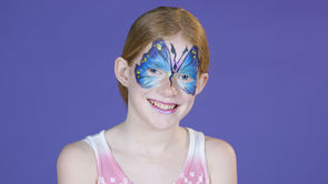 Butterfly Face Paint_still