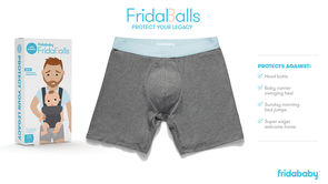 FridaBalls: The Boxer-Briefs With Built-In Protection for Dads With Kids_still