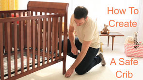 How to Create a Safe Crib
