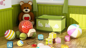 Home Organization: Organizing Toys