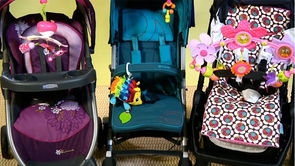 Snazz Up Your Stroller