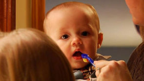 Dental Experts Remind Parents, Toddlers Need to Visit Dentist by Age 1