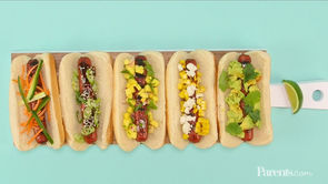 5 Creative Hot Dog Toppings