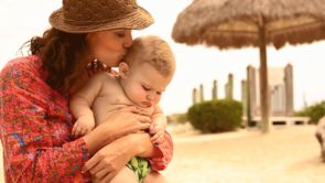 How to Apply Sunscreen to Your Baby