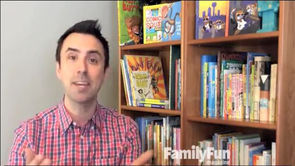 Jarrett Krosoczka's Tips for Encouraging Reluctant Readers