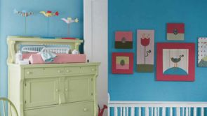Nursery Ideas: Design a Bird-Themed Nursery