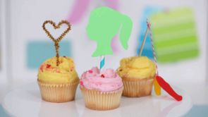 Birthday Party Ideas: 3 Quick Cake Toppers