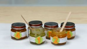 Baby Shower Games: Baby Food Game
