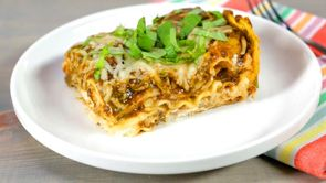 Slow-Cooker Ricotta & Spinach Lasagna