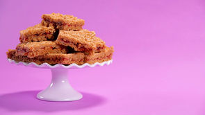 PB&J Crispy Treats