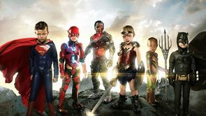 Photographer Transforms Kids With Disabilities Into the Real Justice League_still