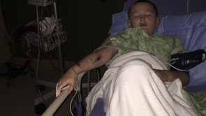 Parents of a Boy Battling a Rare, Debilitating Skin Disease Are Raising Money to Save His Life_still
