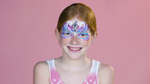 Princess Face Paint_still