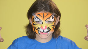 Tiger Face Paint_still