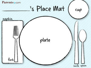 Printable Table-Setting Place Mats  sc 1 st  Parents Magazine & Printable Mandarin Chinese and Spanish Flash Cards