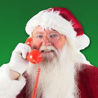 Holiday Apps A Call From Santa
