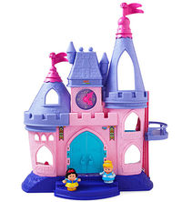 Little People Disney Princess Sings Palace
