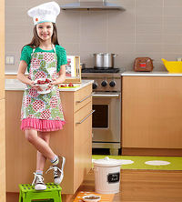 Kid-Friendly Kitchen