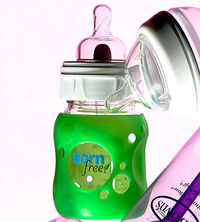 Born Free baby bottle