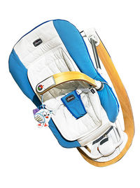 Chicco's iFeel baby bouncer