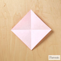 Origami fold one