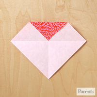 Origami fold two