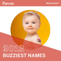 Buzziest Names of 2013