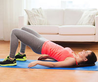 Diastasis Recti Exercise