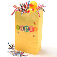 Birthday party goody bag