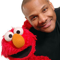 Kevin Clash, puppeteer for Elmo