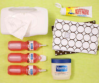 Tummy tool kit
