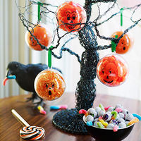 pumpkin tree ornaments