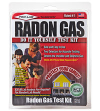 Pro-Lab's Radon Gas Test Kit