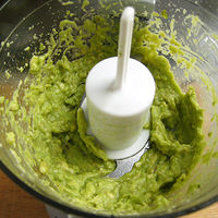 puree avocado